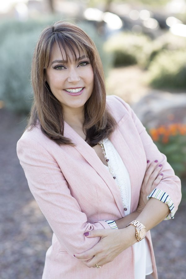 Psychologist Dena Cabrera